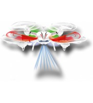 drone Eagle camera wit/rood