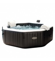 PureSpa Jet and Bubble Deluxe jacuzzi 4-persoons 201 cm