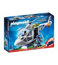 City Action: Politiehelikopter (6921)