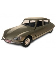 auto Citroën DS 1973 pull-back 1:34-39 staal goud